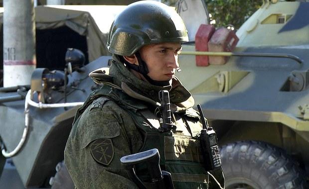 Rosyjskie wojsko wciąż na granicy z Ukrainą. USA: Pracujemy nad tym, by Ukraina mogła się bronić