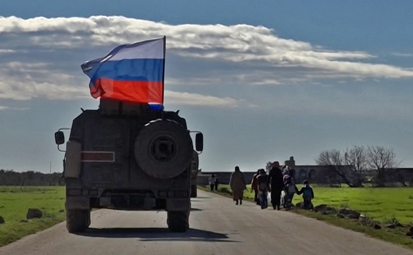 Rosyjskie wojsko, zdj. ilustracyjne /AFPTV  /AFP