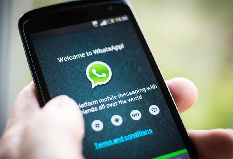 Rosyjskim służbom specjalnym marzy się dostęp do takich komunikatorów jak Whatsapp, Signal czy Telegram /AFP