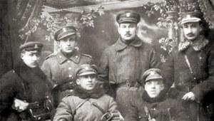 Rotmistrz Dąmbrowski na wojnie z bolszewikami