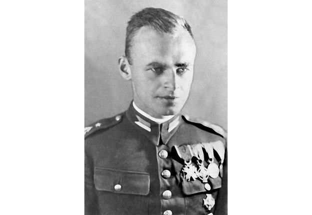 Rotmistrz Witold Pilecki: Jeden z wielu polskich bohaterów fot. Laski Diffusion /East News