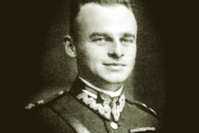 Rotmistrz Witold Pilecki /Polska Zbrojna