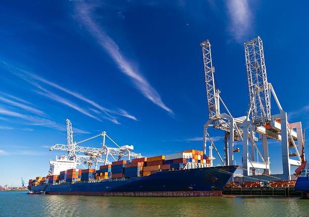 Rotterdam będzie spokojnym portem dla 100 brytyjskich firm? /©123RF/PICSEL