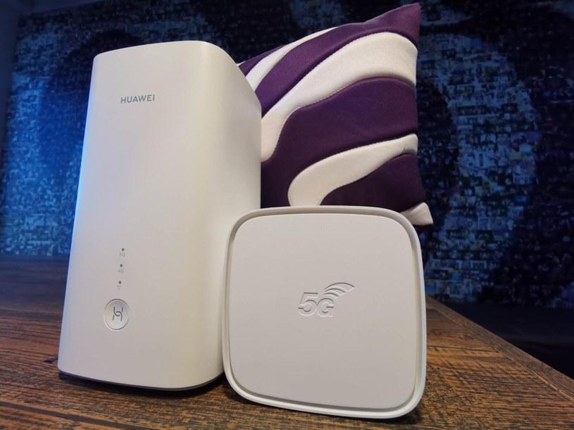 Router 5G Huaweia /materiały prasowe