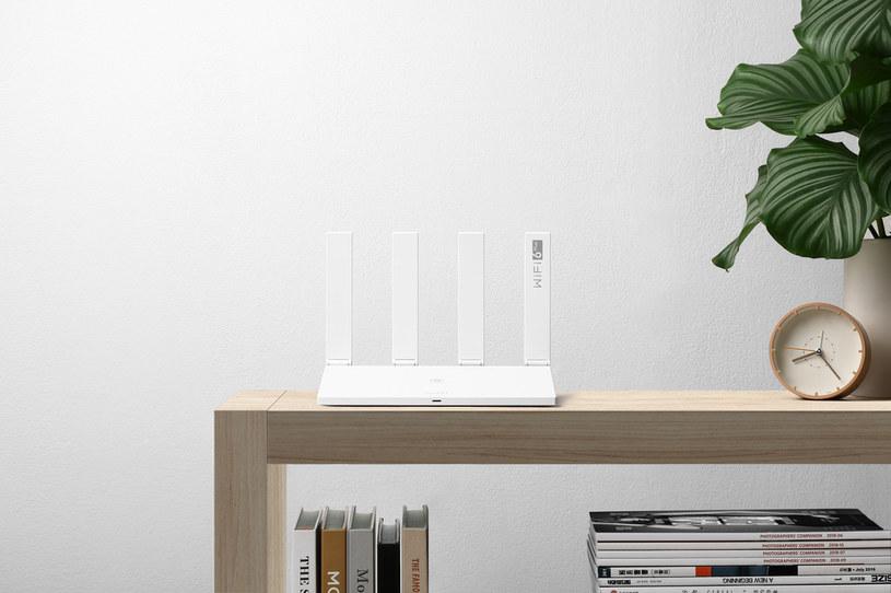 Router Huawei WiFi AX3 /materiały prasowe
