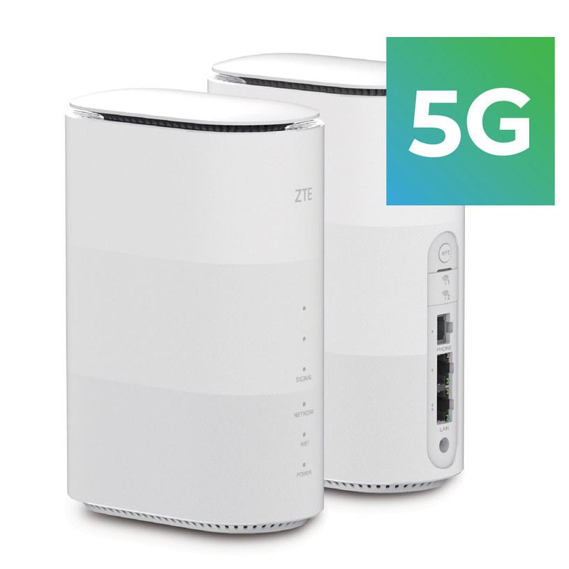 Router ZTE MC801A /materiały prasowe