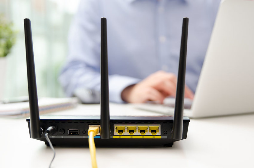 Router /©123RF/PICSEL
