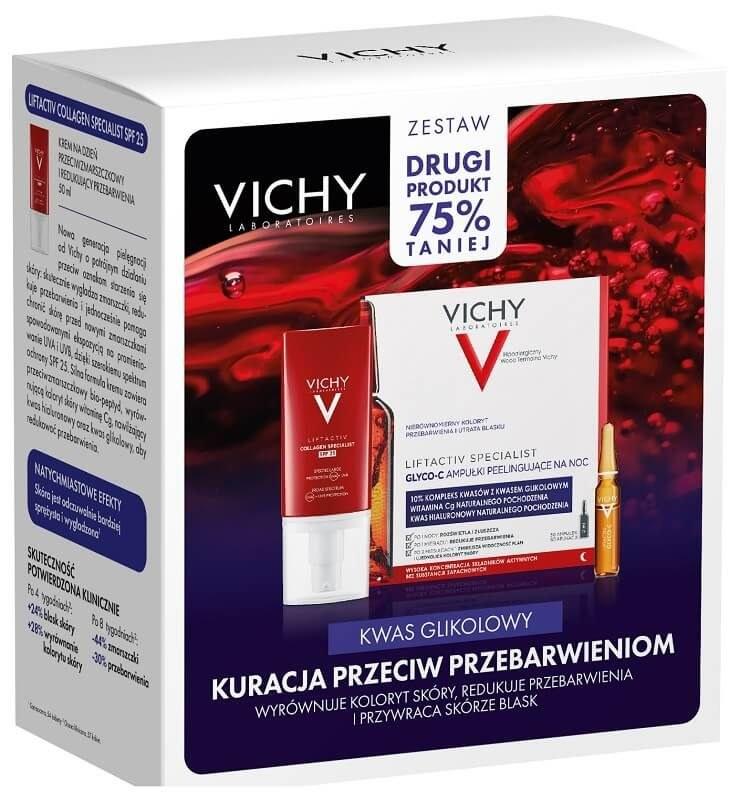 Routine Anti Dark Spots od Vichy /INTERIA.PL/materiały prasowe