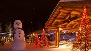 Rovaniemi - tam podobno mieszka św. Mikołaj