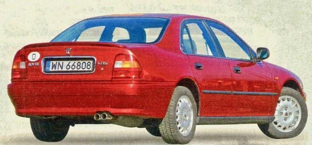 Rover 600 /Motor