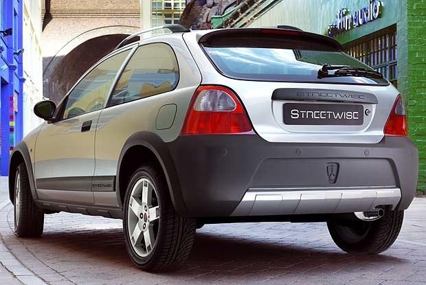 Rover Streetwise (kliknij) /INTERIA.PL