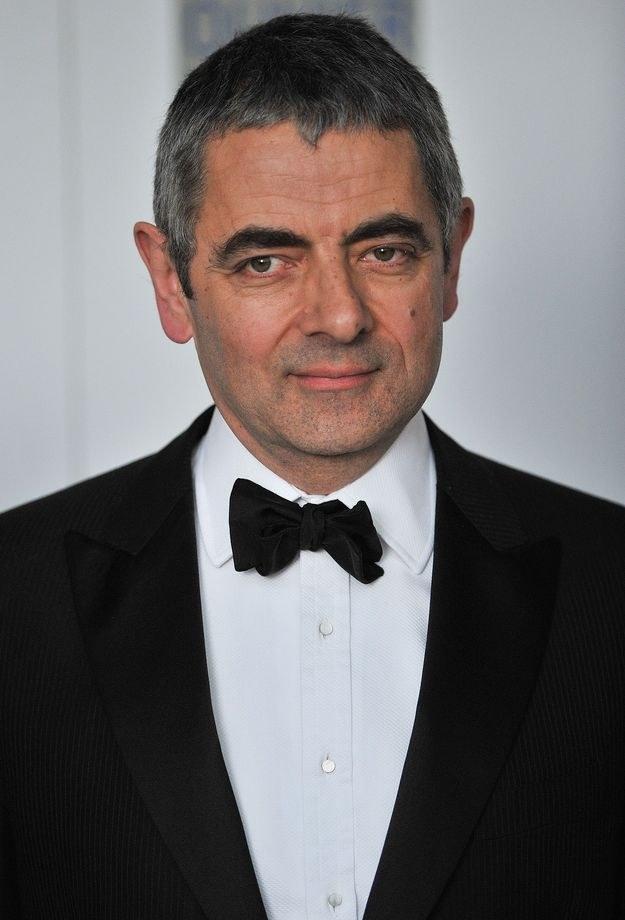 Rowan Atkinson jest na liście gości  /Getty Images/Flash Press Media