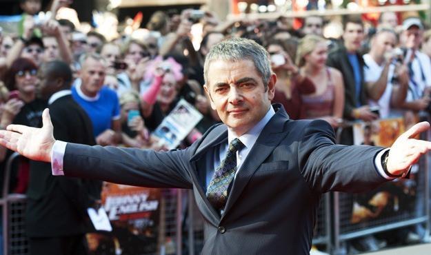 Rowan Atkinson to jeden z najsłynniejszych brytyjskich komików /AFP