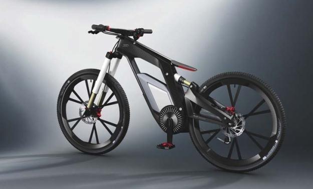 Rower Audi nie dał szans konkurencji.   Fot. Audi /materiały prasowe