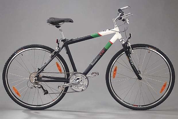 Rower Skody (kliknij) /INTERIA.PL