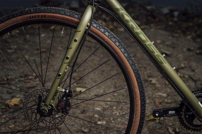 Rower typu gravel nie potrzebuje amortyzacji /materiały prasowe