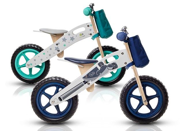 rowerek /materiały promocyjne