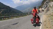 Rowerem przez... Himalaje. Niezwykły wyczyn Polaka!