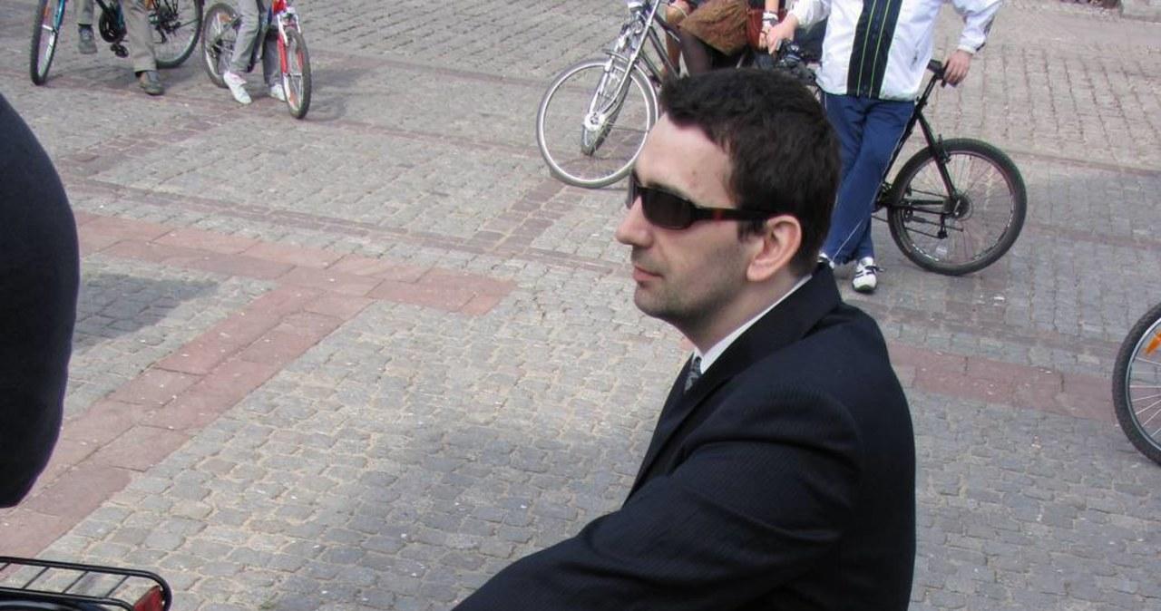 Rowerowa rewia mody w Toruniu