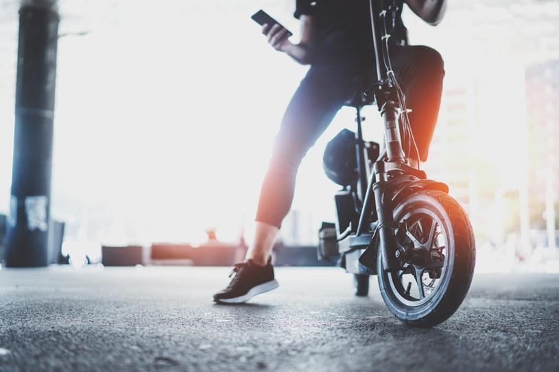 Rowery elektryczne to pole do innowacji /123RF/PICSEL