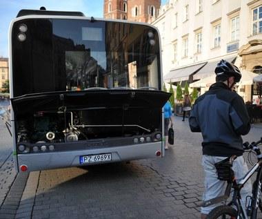 Rowery problemem metropolii? Zabierają miejsce pasażerom autobusów