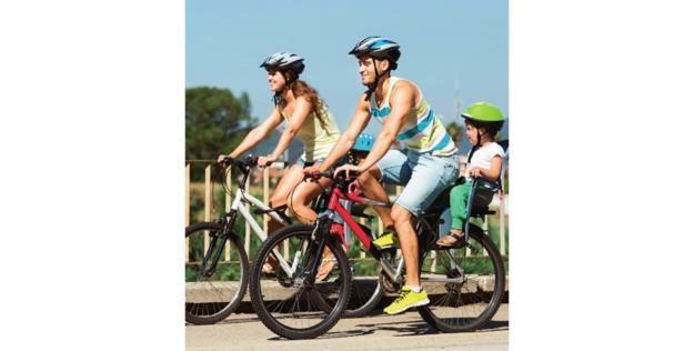 rowerzyści /Motor