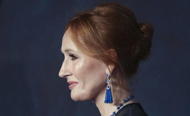 Rowling publikuje w internecie książkę dla dzieci