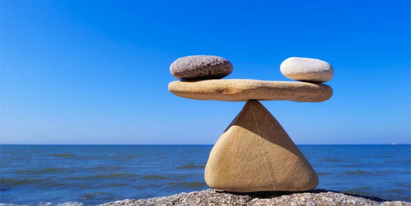 równowaga emocji /© Photogenica