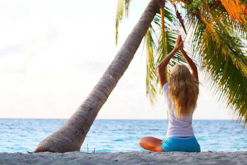 Równowaga w życiu jest podstawą dobrego samopoczucia, zdrowia i udanych relacji z innymi ludźmi /123RF/PICSEL