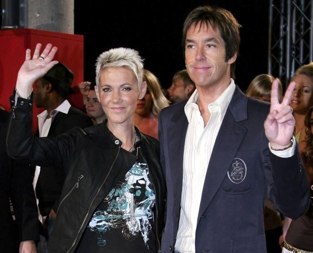 Roxette pożegnają 2010 rok w Warszawie - fot. Andreas Rentz /Getty Images/Flash Press Media