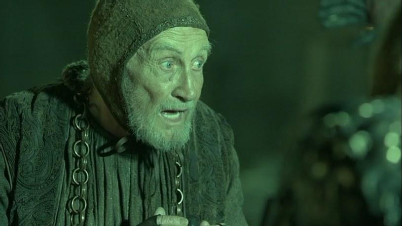 """Roy Dotrice w serialu """"Gra o tron"""" /HBO"""