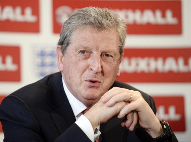 Roy Hodgson ogłasza kadrę na mistrzostwa świata /FACUNDO ARRIZABALAGA /PAP/EPA