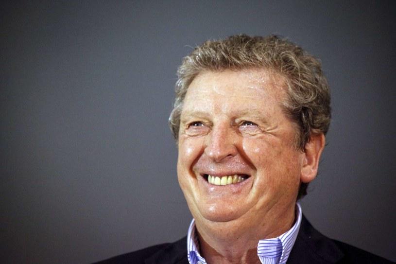 Roy Hodgson - selekcjoner piłkarskiej reprezentacji Anglii /AFP