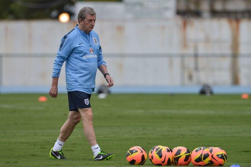 Roy Hodgson /AFP