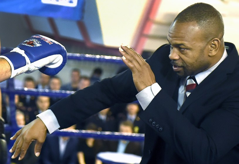 Roy Jones Junior /AFP