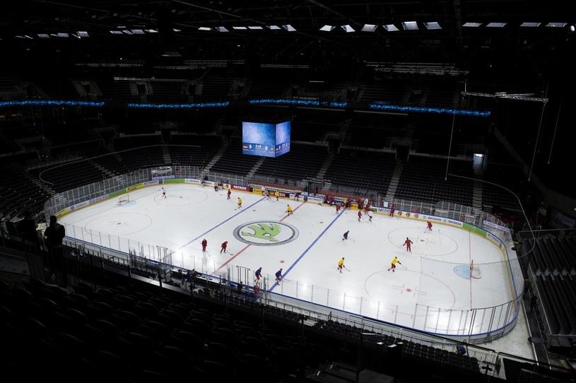 Royal Arena w Kopenhadze /PAP/EPA