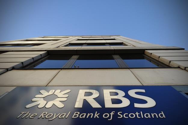 Royal Bank of Scotland zwalnia, zamyka placówki /AFP