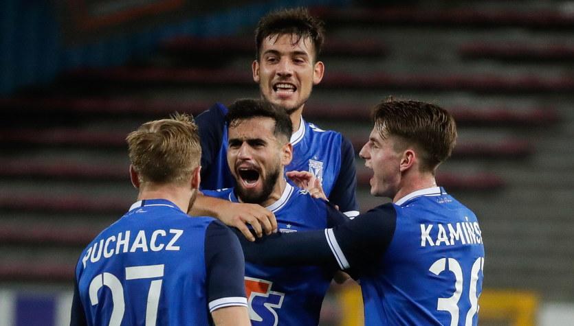 """Royal Charleroi - Lech Poznań 1-2 w 4. rundzie eliminacji Ligi Europy. """"Kolejorz"""" z awansem do fazy grupowej"""