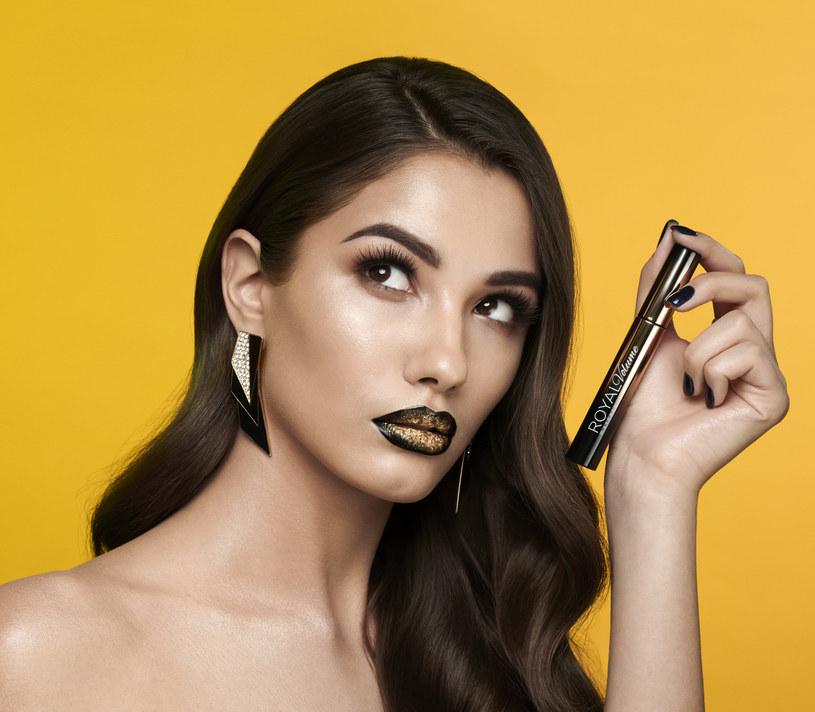 Royal Volume Mascara od Eveline Cosmetics /materiały prasowe