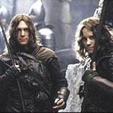 """Royd Tolkien (z lewej) w """"Powrocie Króla"""" /"""