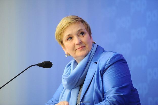 Róża Thun, europoslanka PO. Fot. PIOTR WYGODA /East News