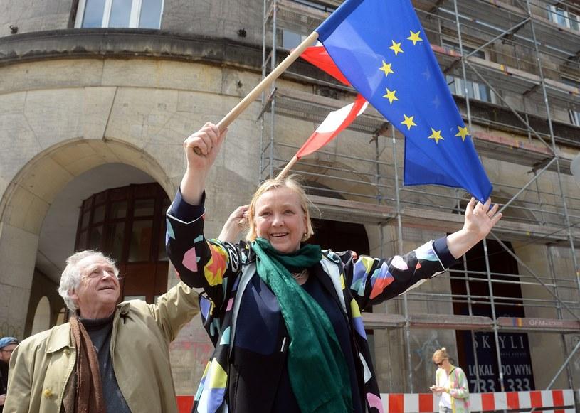 Róża Thun to wieloletnia europosłanka Platformy /Jan Bielecki /East News