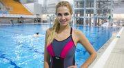 """Rozalia Mancewicz w """"Celebrity Splash!"""""""