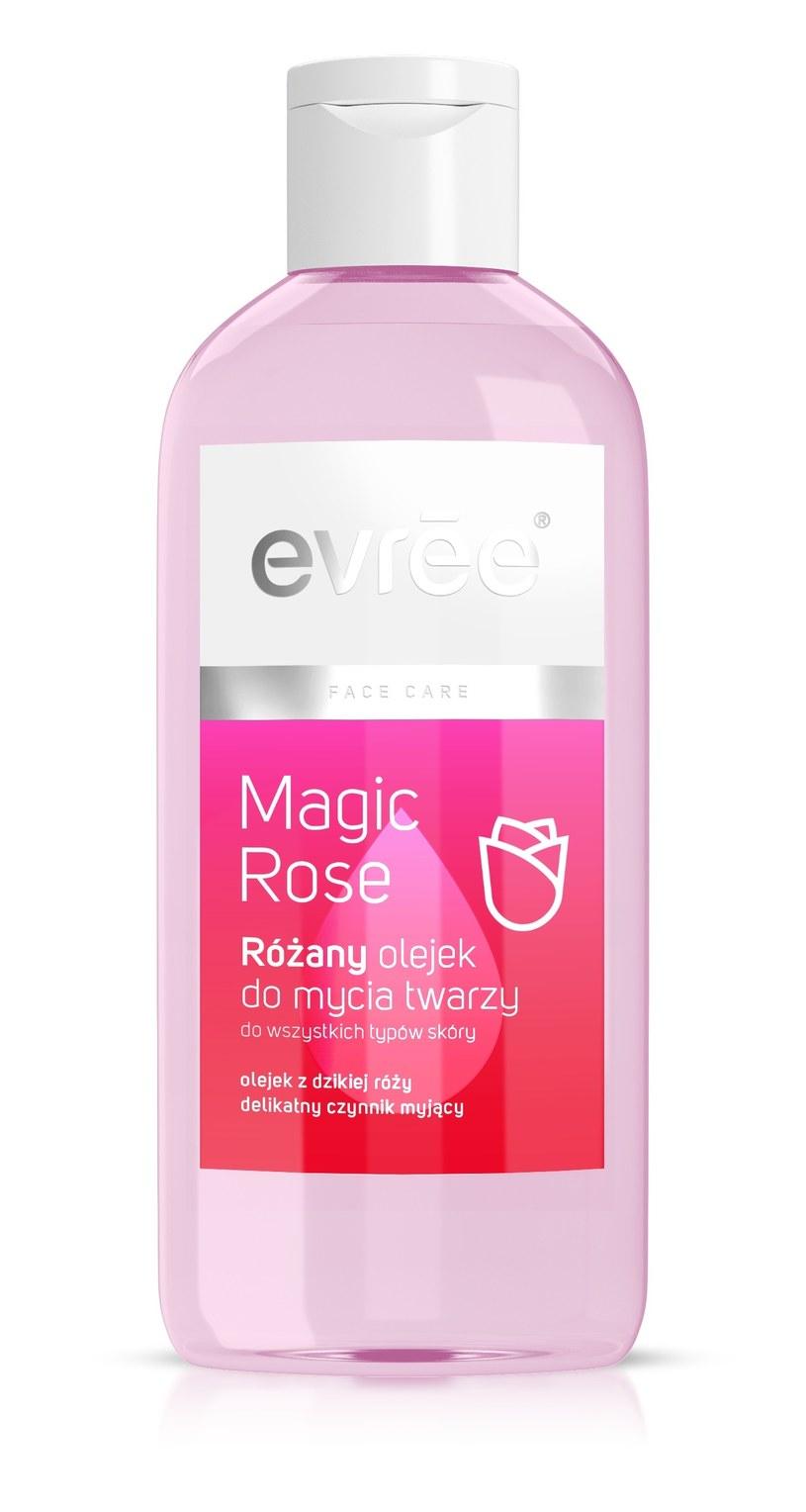 Różany olejek do mycia twarzy /materiały prasowe