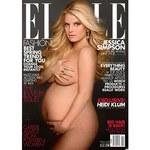 Rozbierane zdjęcia w ciąży? To był jej pomysł
