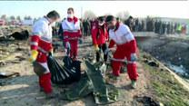 Rozbił się ukraiński samolot. Nie żyje ponad 170 osób