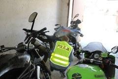 Rozbity gang złodziei motocykli