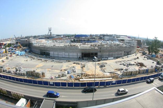 Rozbudowa Silesia City Center /Informacja prasowa
