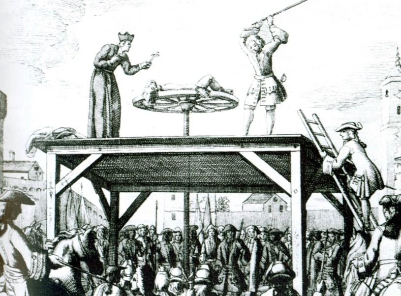 Rozciąganie na kole - ta tortura sięga starożytnej Grecji i Rzymu /East News