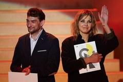 Rozdanie nagród na Festiwalu w Gdyni